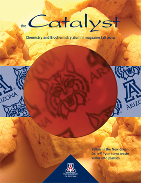 Fall 2014 Catalyst magazine cover
