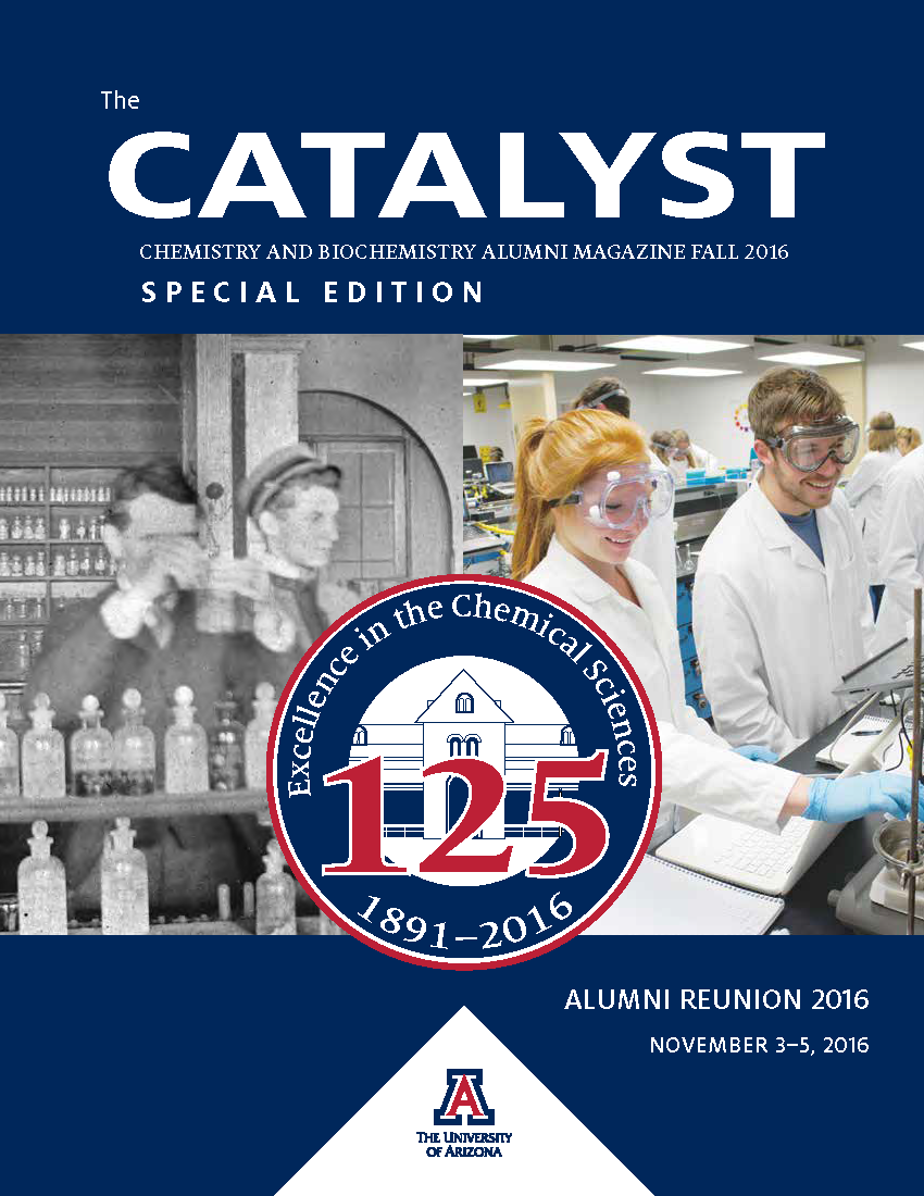 Fall 2016 Catalyst magazine cover