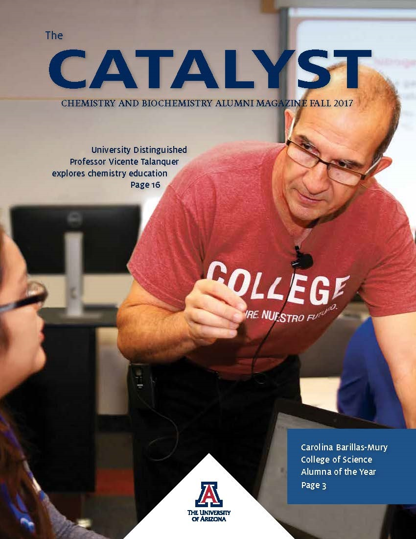 Fall 2017 Catalyst magazine cover